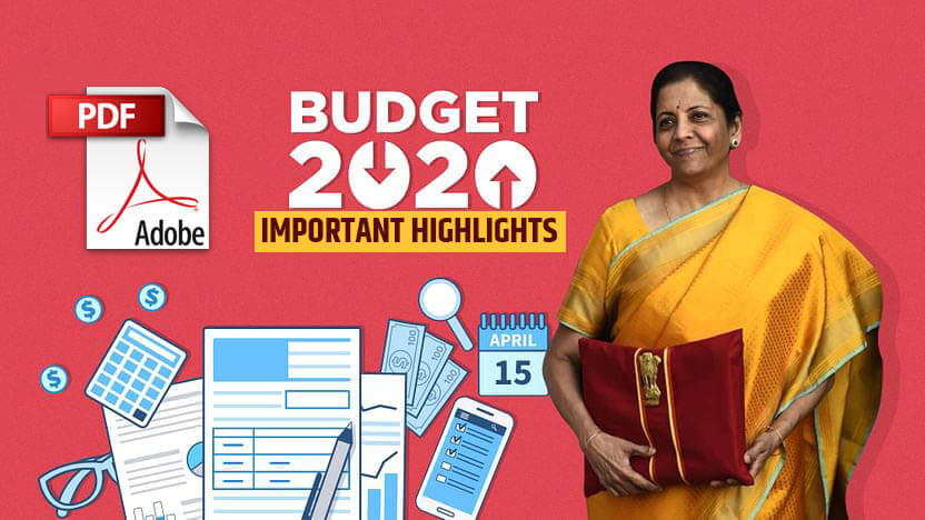 Budget-2020-Important-Key-Highlights