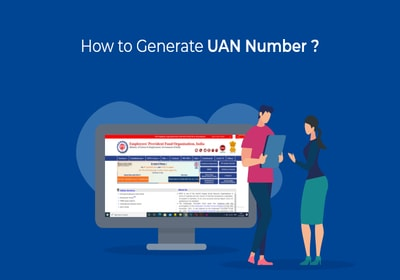 How to generate UAN