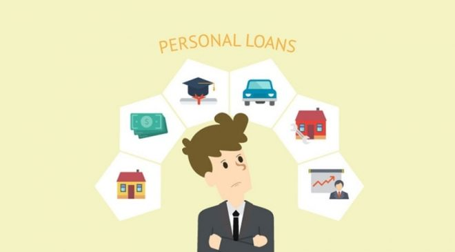 Types of personal loan