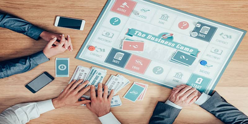 how to play business game