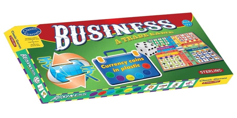 indian business game board and cards price